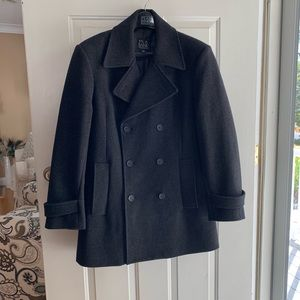 Like New! Men's Jos. A. Bank Wool Pea Coat!